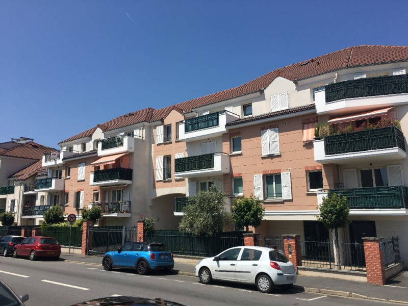 Sale apartment Poissy 285 000€ - Picture 1