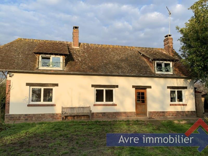Vente maison / villa Verneuil d avre et d iton 157000€ - Photo 1