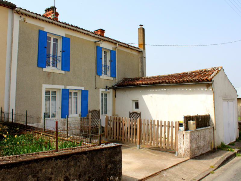 Vente maison / villa Bourneau 119280€ - Photo 5