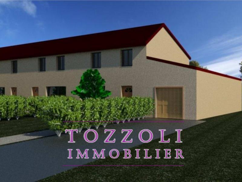 Sale house / villa Saint romain de jalionas 239500€ - Picture 3