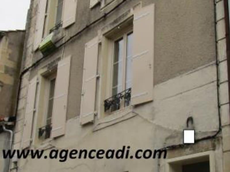 Vente maison / villa St maixent l ecole 81000€ - Photo 1