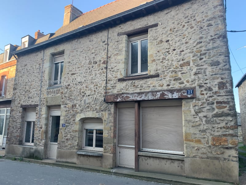 Vente maison / villa Martigne ferchaud 100700€ - Photo 1