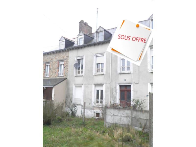 Sale building Martigne ferchaud 74550€ - Picture 1