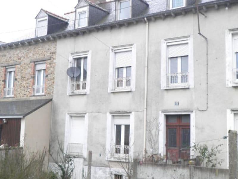 Sale building Martigne ferchaud 74550€ - Picture 2