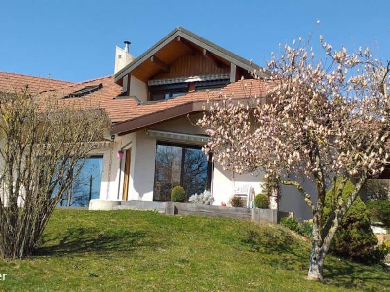 Sale house / villa Argonay 1060000€ - Picture 1