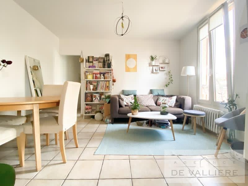 Nanterre - 3 pièce(s) - 49 m2 - 1er étage