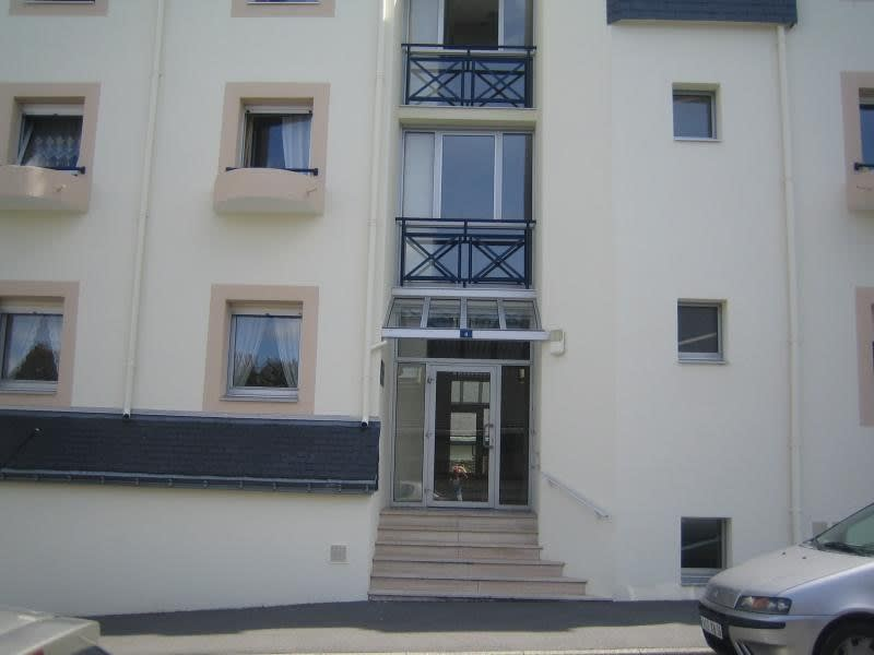 Rental apartment Vannes 445€ CC - Picture 1