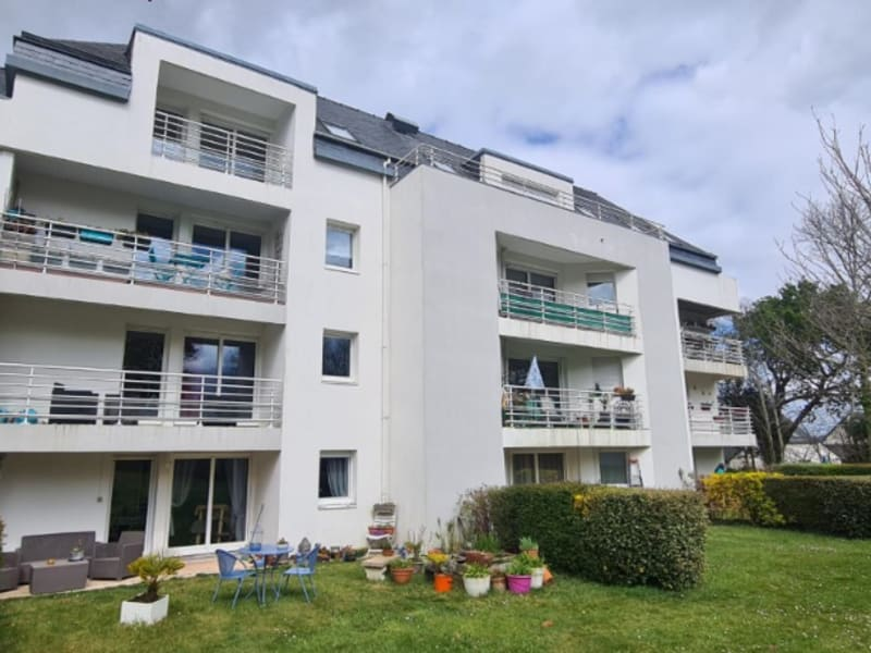 Sale apartment Quimper 148958€ - Picture 1
