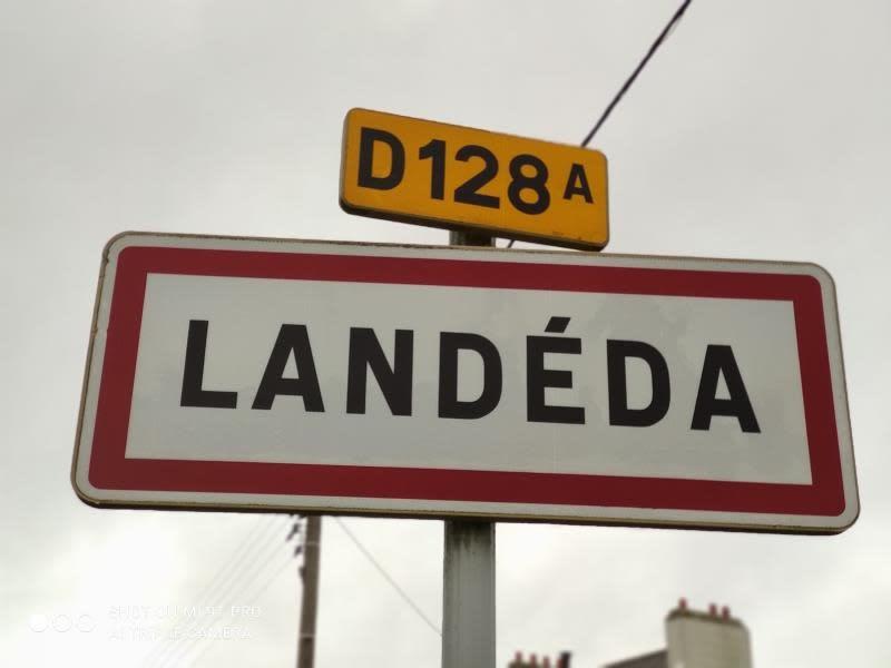 Sale site Landeda 65000€ - Picture 2