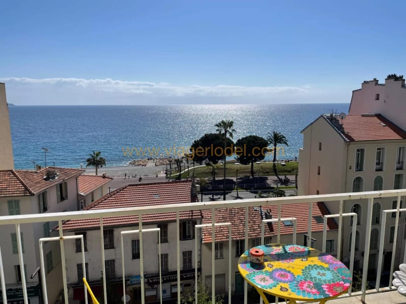 Life annuity apartment Nice 185000€ - Picture 1