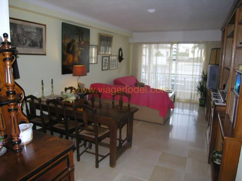 Life annuity apartment Juan-les-pins 130000€ - Picture 1