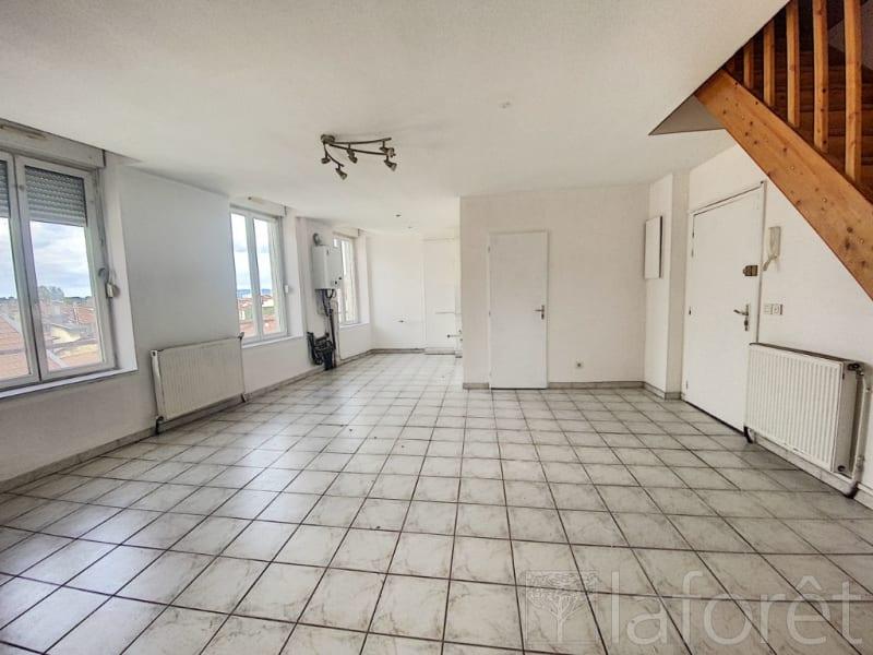 Sale apartment Bourgoin jallieu 139900€ - Picture 1