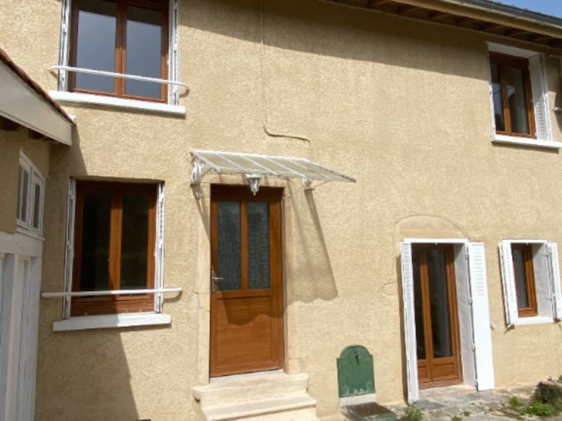 Vente appartement St alban de roche 219 900€ - Photo 1