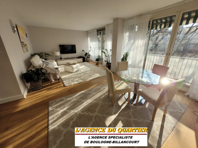Location appartement Boulogne billancourt 2 990€ CC - Photo 1