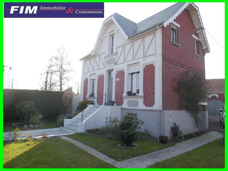 Vente maison / villa Friville escarbotin 179000€ - Photo 1