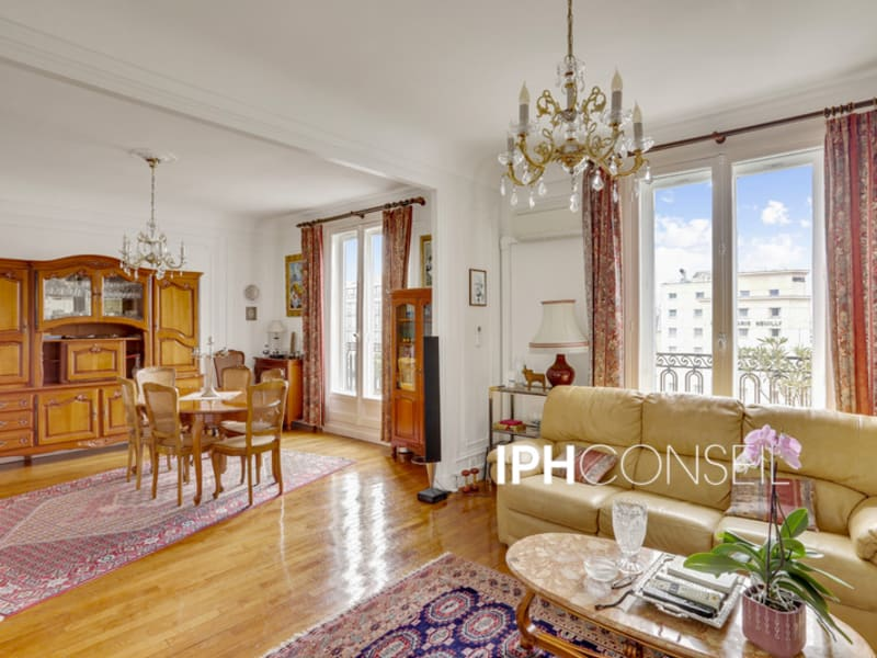 Sale apartment Neuilly sur seine 1849000€ - Picture 1