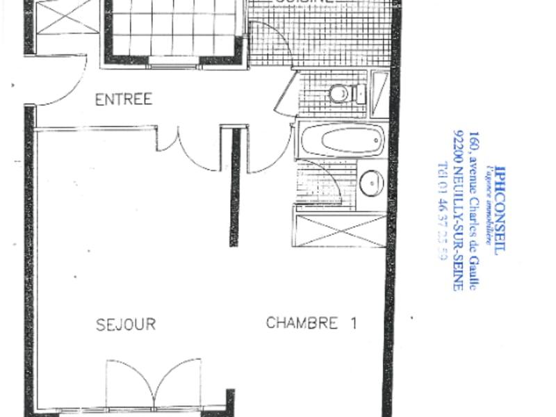 Vente appartement Puteaux 440000€ - Photo 16