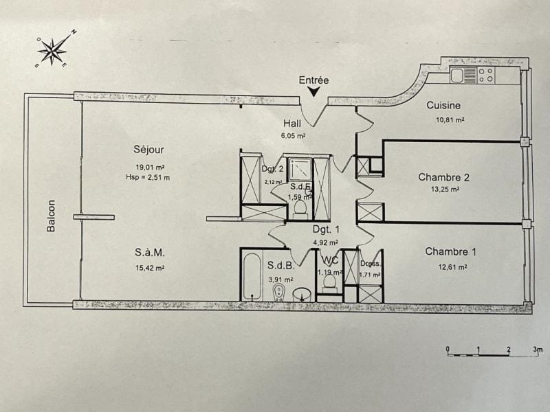 Sale apartment Boulogne billancourt 939000€ - Picture 10