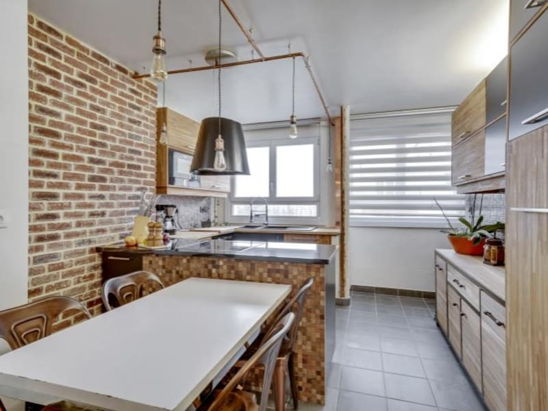 Sale apartment Versailles 570000€ - Picture 5