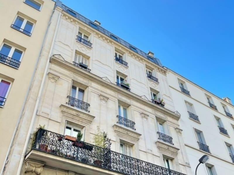 Sale apartment Paris 20ème 449000€ - Picture 1