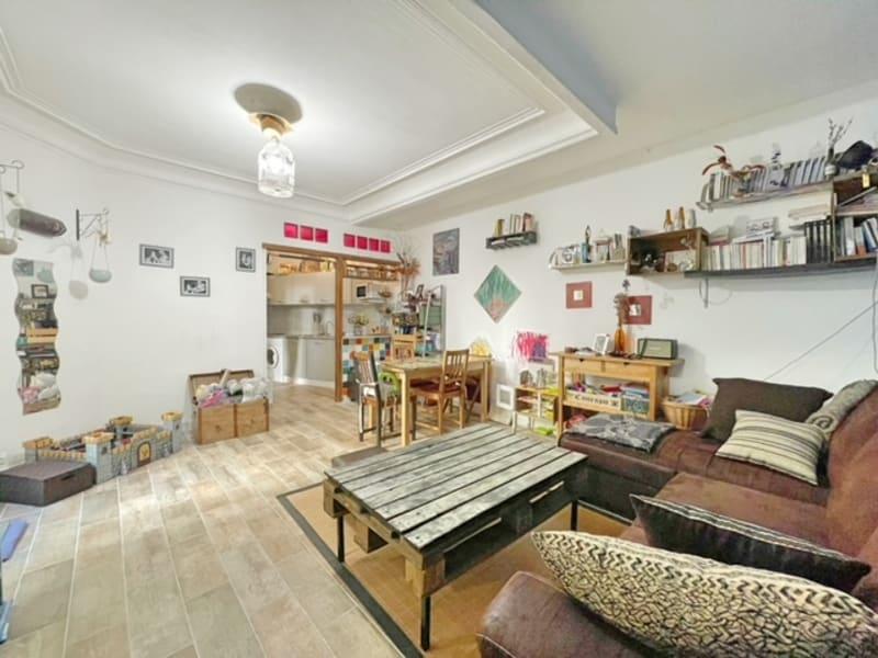 Sale apartment Paris 20ème 449000€ - Picture 2