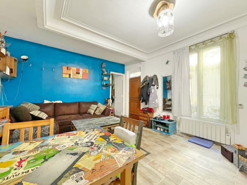 Sale apartment Paris 20ème 449000€ - Picture 3