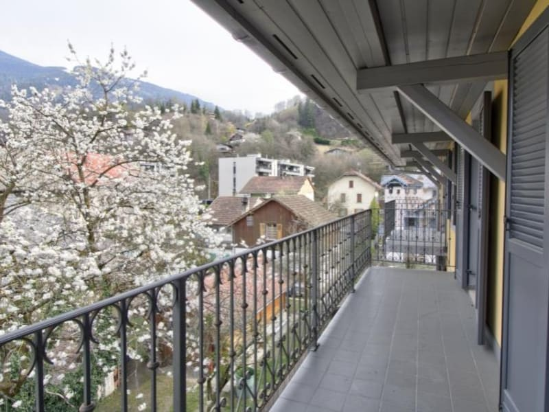 Rental apartment Le fayet 606€ CC - Picture 1