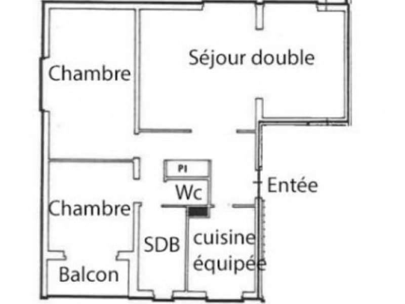 Vente appartement Strasbourg 270 000€ - Photo 3