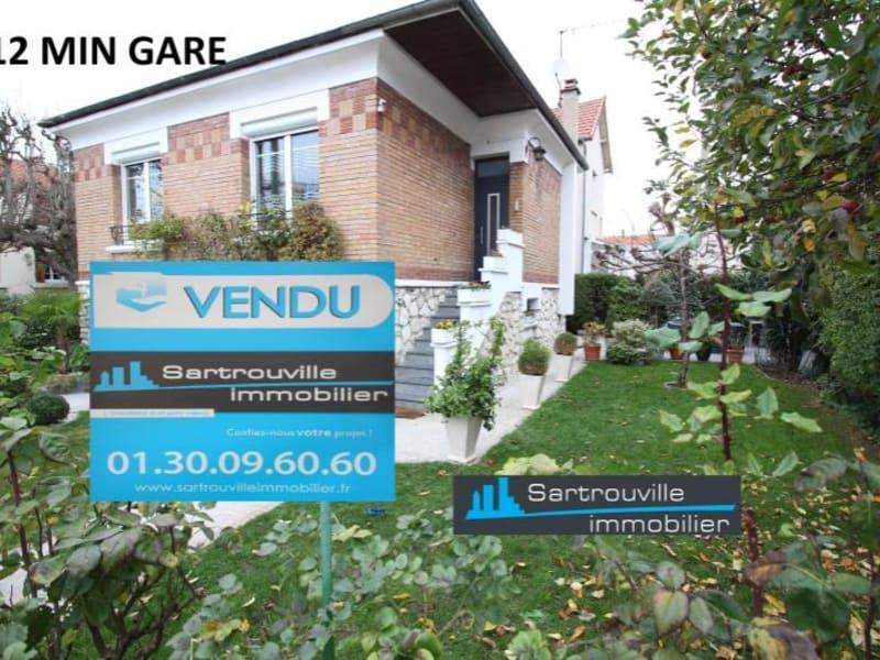 Verkauf haus Sartrouville 639000€ - Fotografie 1