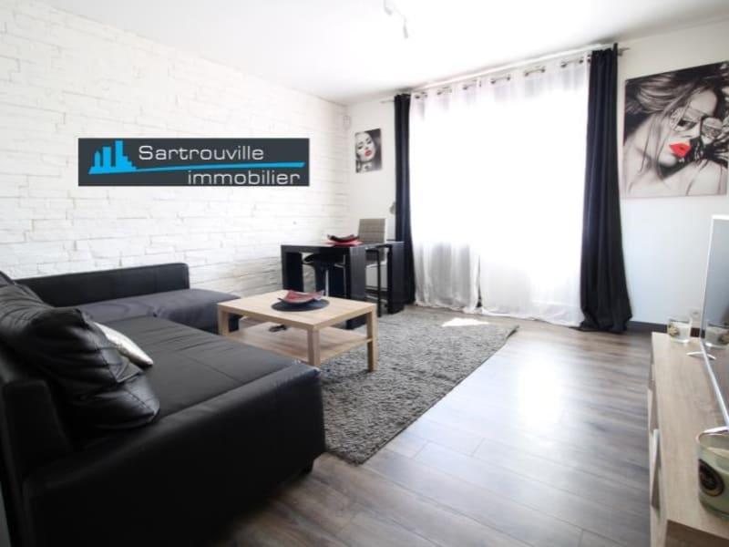 Sale apartment Sartrouville 265000€ - Picture 1