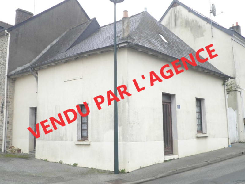 Vente maison / villa Martigne ferchaud 23600€ - Photo 1