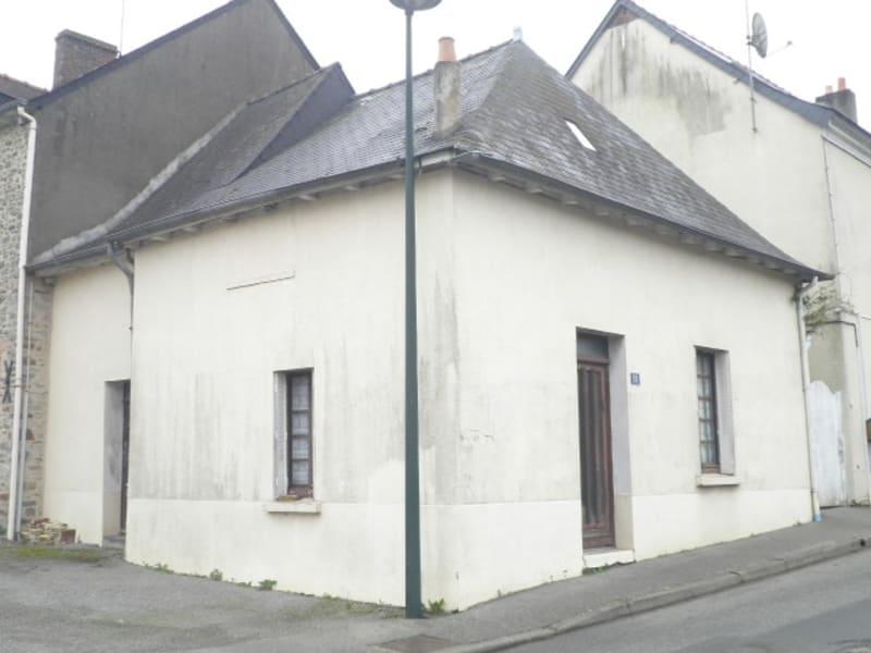 Vente maison / villa Martigne ferchaud 23600€ - Photo 2