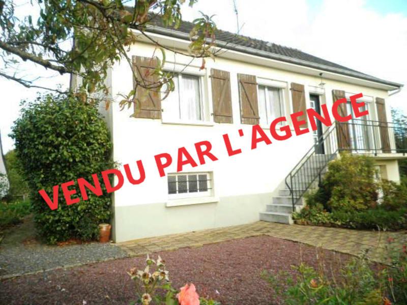 Vente maison / villa Martigne ferchaud 115830€ - Photo 1