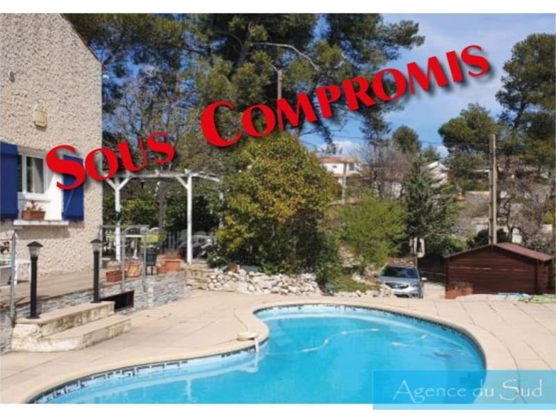 Vente maison / villa Peypin 580000€ - Photo 1