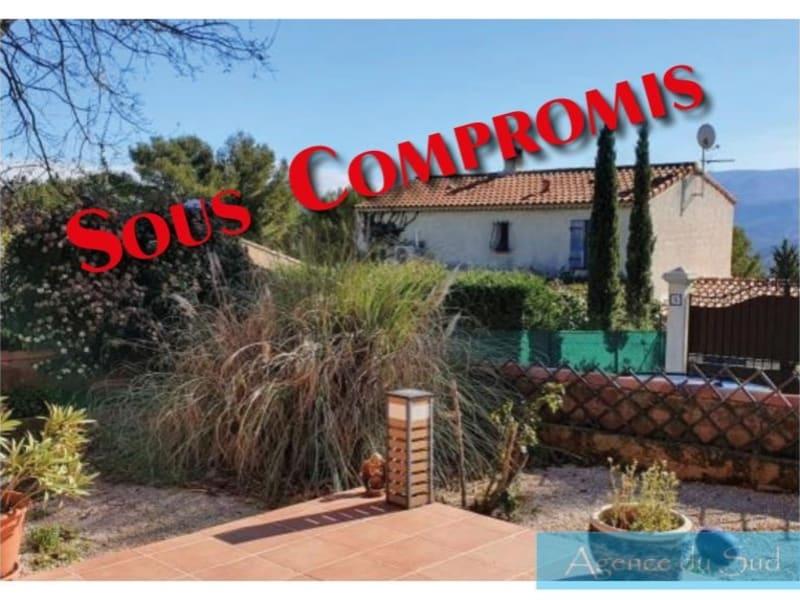 Vente maison / villa Peypin 378000€ - Photo 1