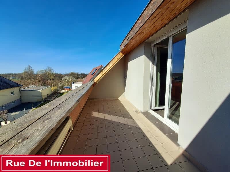 Vente appartement Schweighouse sur moder 188 500€ - Photo 1