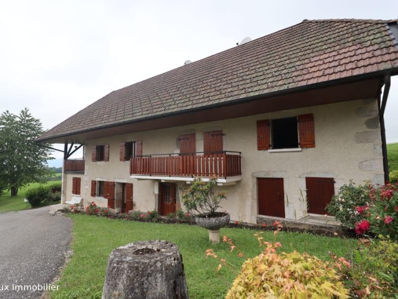 Sale house / villa Gruffy 440000€ - Picture 1