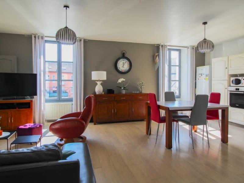 Sale apartment Le pont de beauvoisin 134000€ - Picture 2