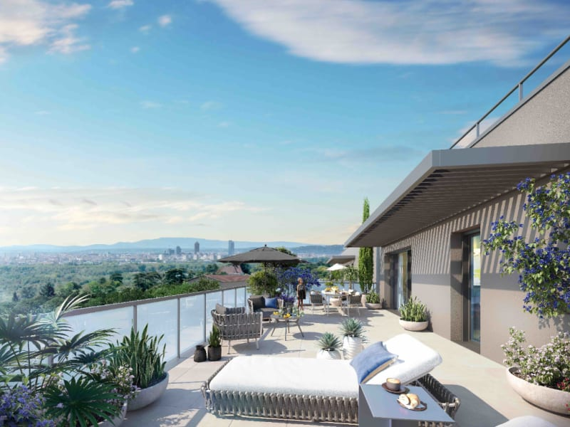 Vente appartement Crepieux 610000€ - Photo 2
