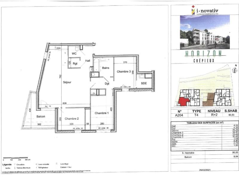 Vente appartement Rillieux la pape 420000€ - Photo 3