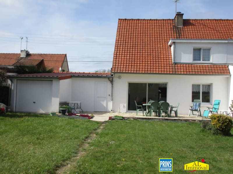 Vente maison / villa Elnes 172 000€ - Photo 1