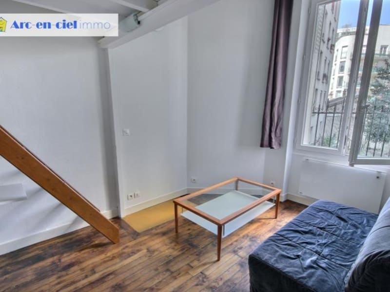 Location appartement Paris 19ème 704,77€ CC - Photo 1