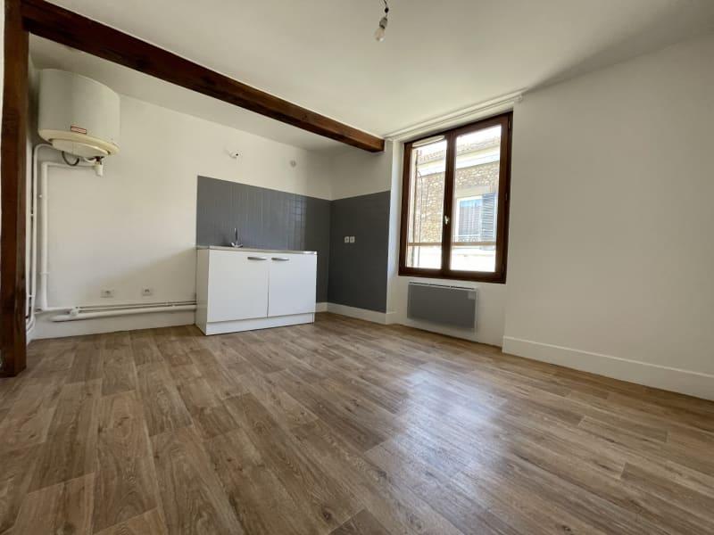 Rental apartment La ville-du-bois 550€ CC - Picture 1