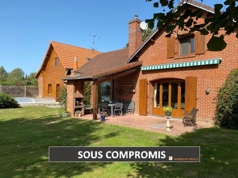 Vente maison / villa Sailly sur la lys 530000€ - Photo 1