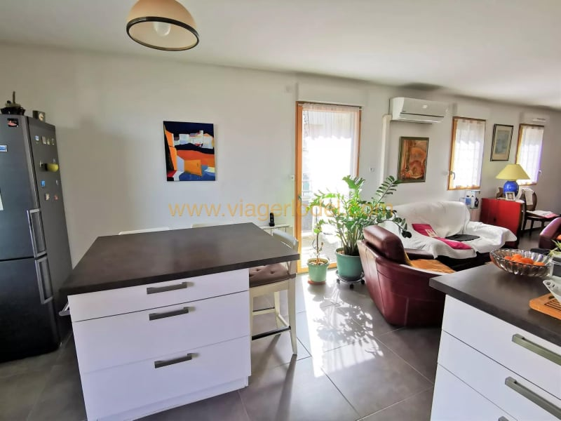 Life annuity apartment Seyssinet-pariset 102 500€ - Picture 5