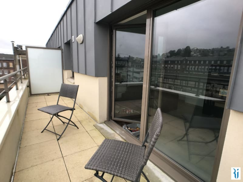 Rental apartment Rouen 431€ CC - Picture 1