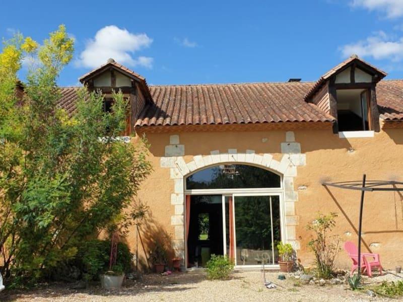 Sale house / villa Leguillac de l auche 286200€ - Picture 1