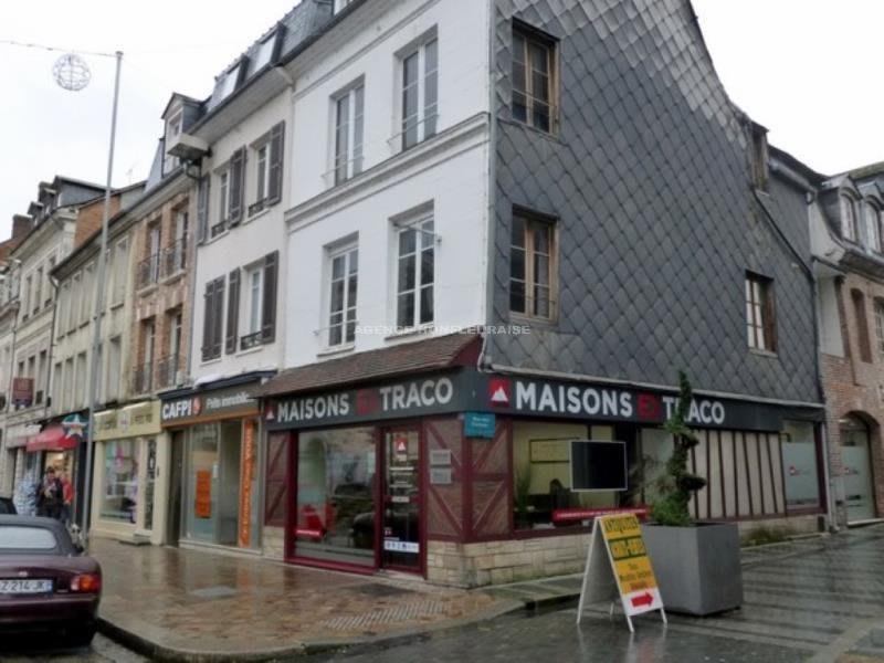 Sale building Pont-audemer 275000€ - Picture 1
