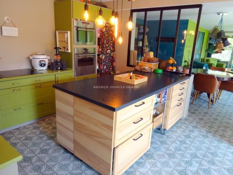 Sale house / villa Honfleur 863000€ - Picture 4