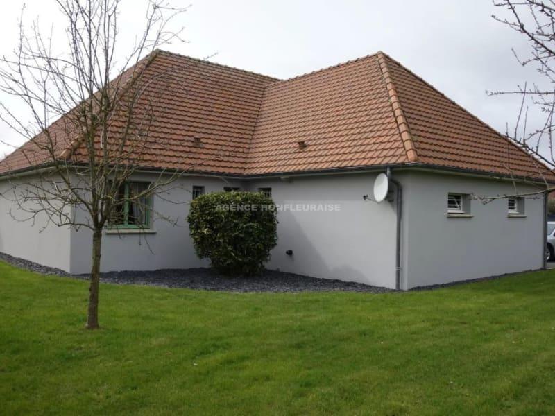 Vente maison / villa Fatouville-grestain 299000€ - Photo 1